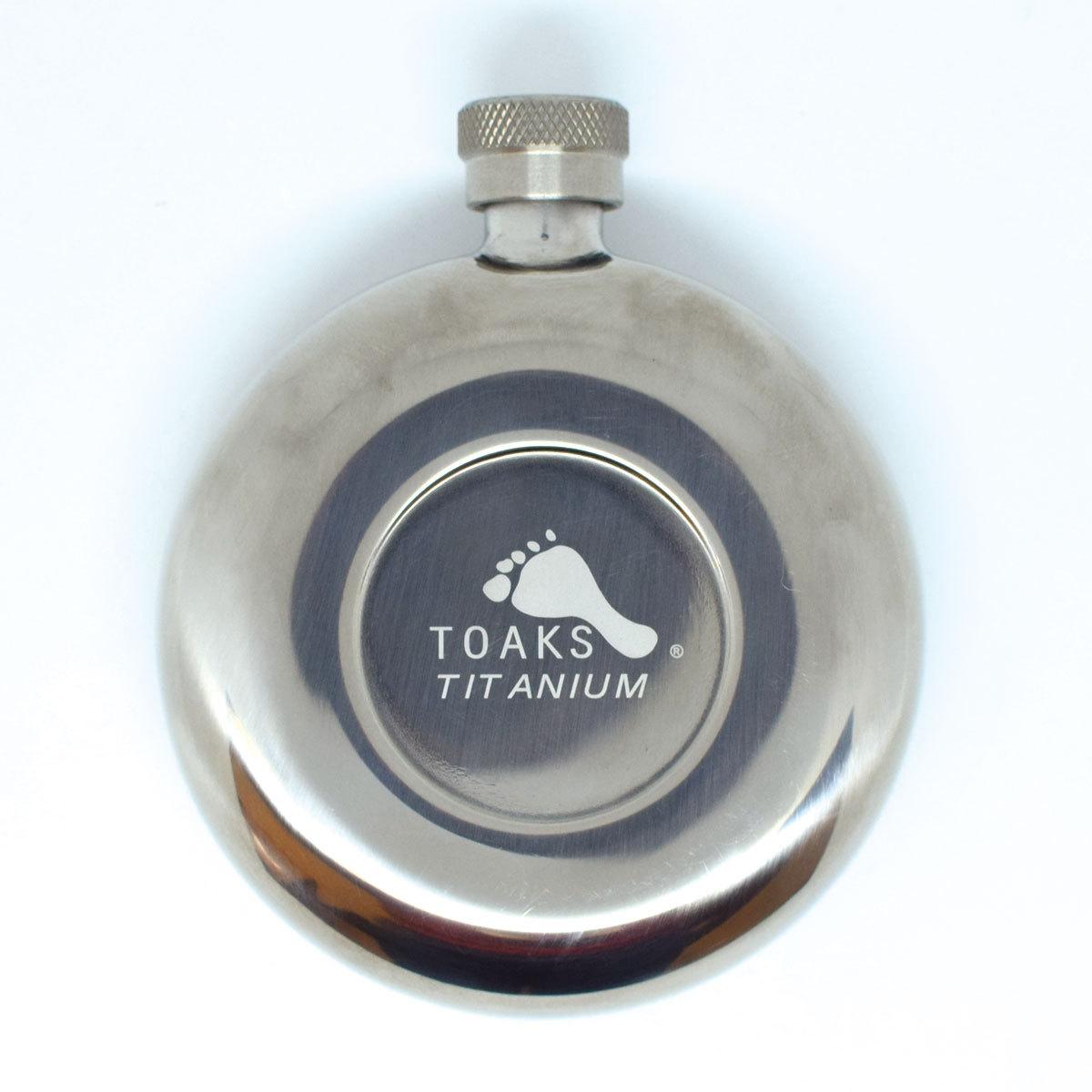 TOAKS(トークス)TITANIUM FLASK 150