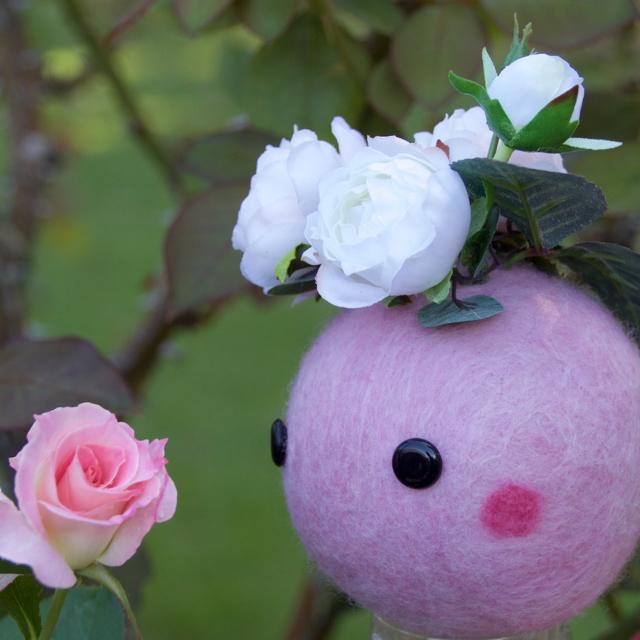 恋愛運+結婚運♪でかころりん・姫(ピンク)