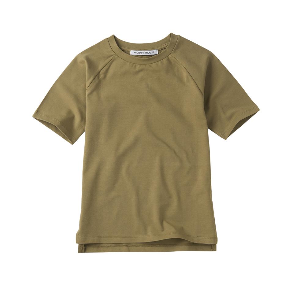 《MINGO. 2020SS》T-shirt / oak
