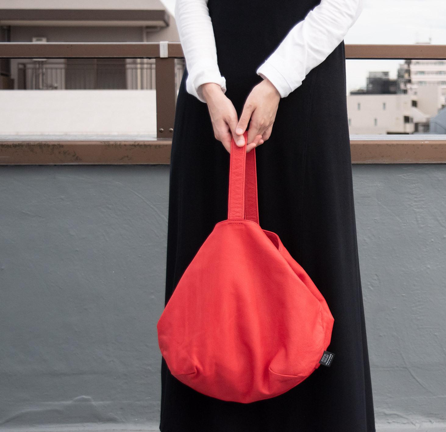 ONE SHOULDER BAG -M- (HOZUKI SERIES)