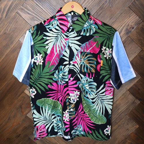 リメイクアロハシャツ 半袖 / グレミオ | SINE METU