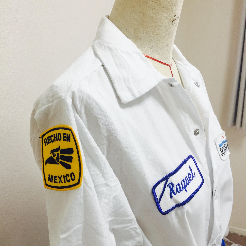 USAワークシャツワンピ - 画像5