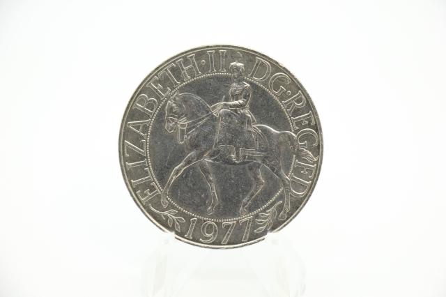 25ニューペンス エリザベス二世生誕25年記念硬貨