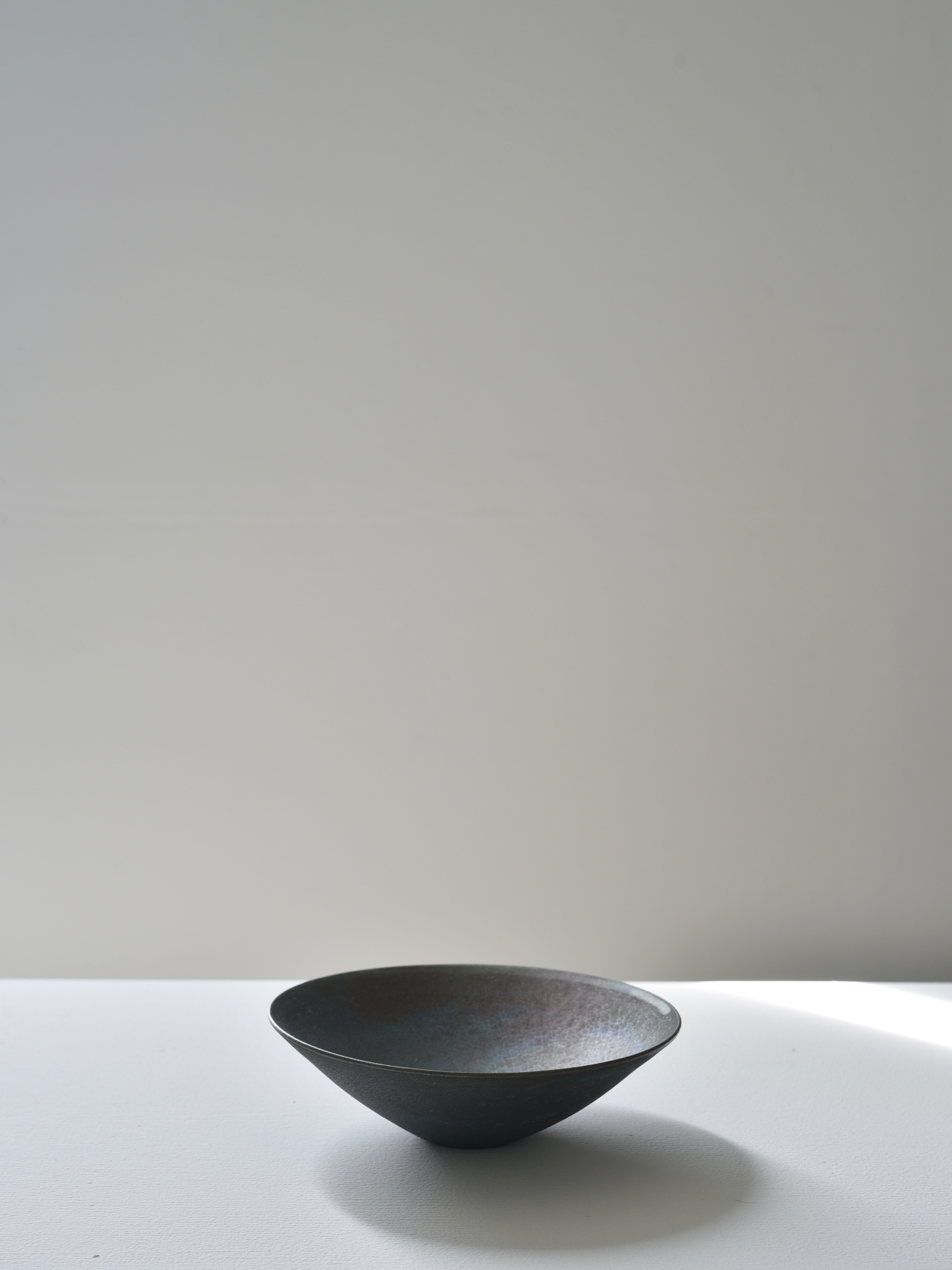 瀬川辰馬|硫化銀彩鉢
