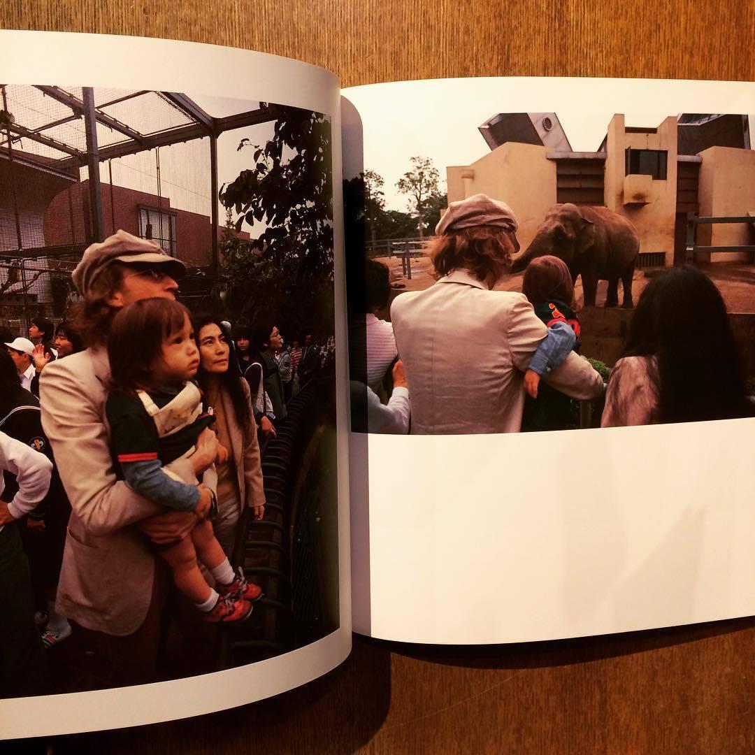 写真集「ジョン・レノン家族生活/西丸文也」 - 画像2
