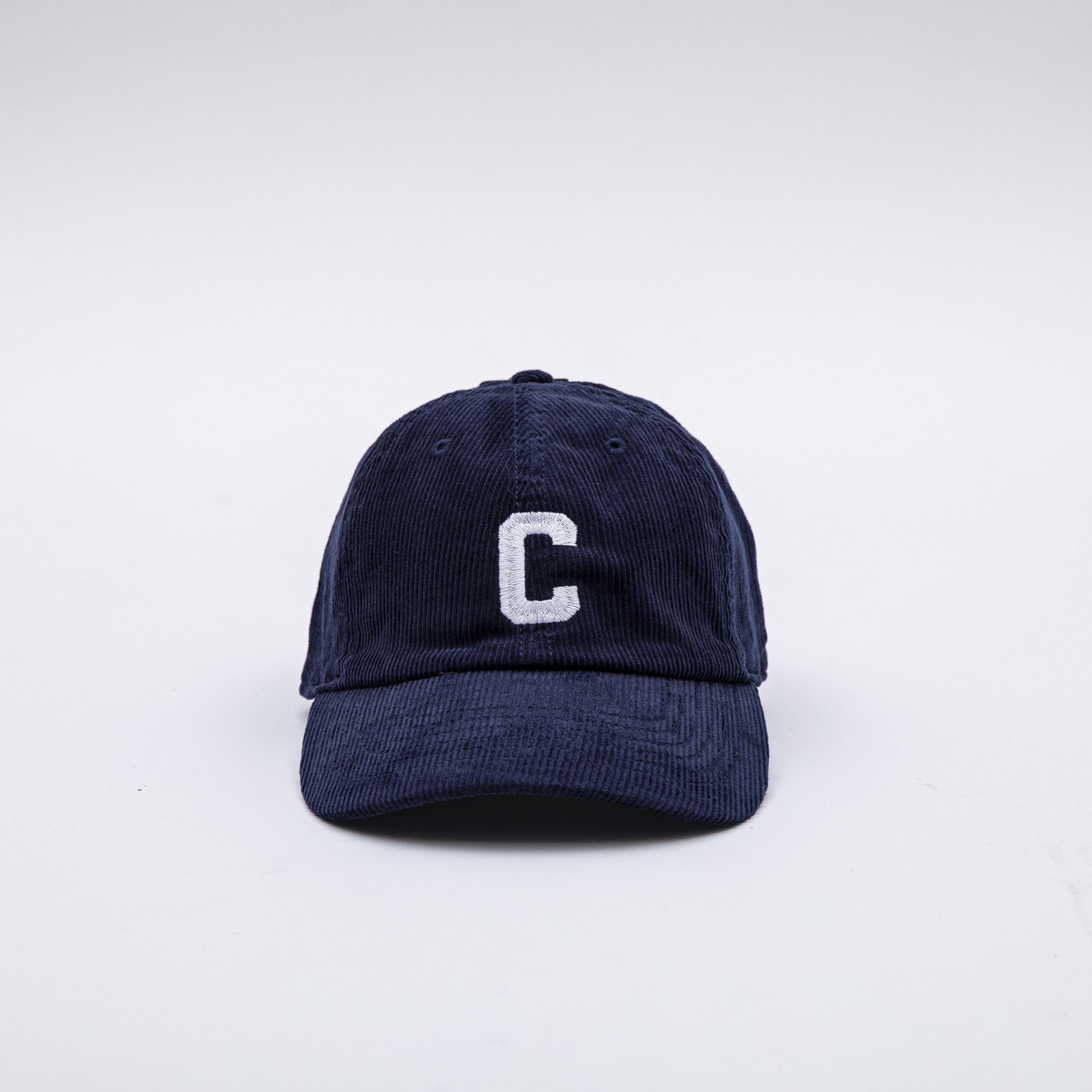Corduroy Cap 2 NAVY