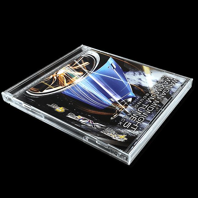 古代祐三 - 湾岸ミッドナイトMAXIMUM TUNE 5 Original Sound Track - 画像2