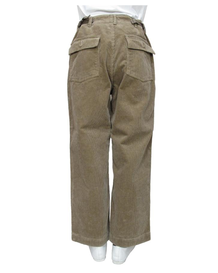 cord classic baker pants Lot:14761 - 画像2