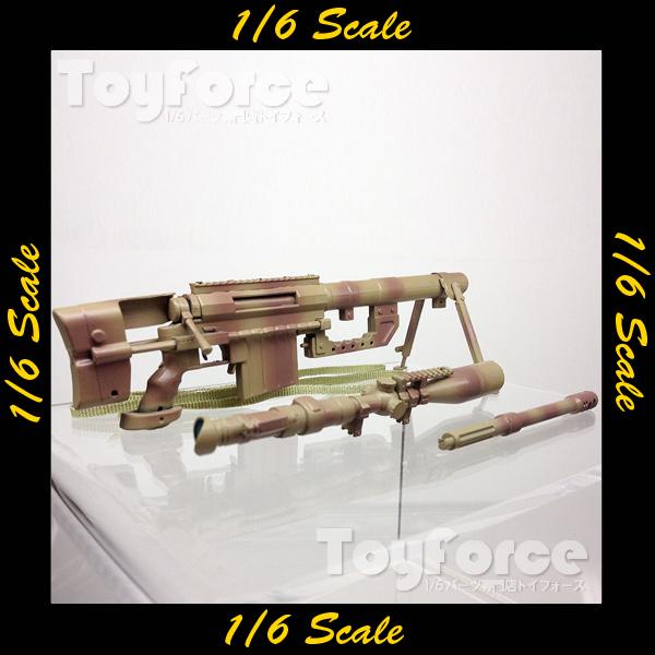 【02507】 1/6 VH Chey-Tac M200 Intervention スナイパーライフル
