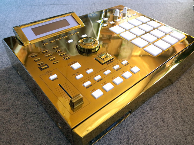"""MPC2000XL """"vath"""" custom by ghostinmpc   ghostinmpc online store on the BASE"""