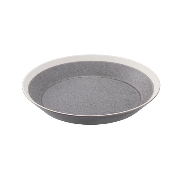 yumiko iihoshi porcelain Dishes プレート200 moss gray matte
