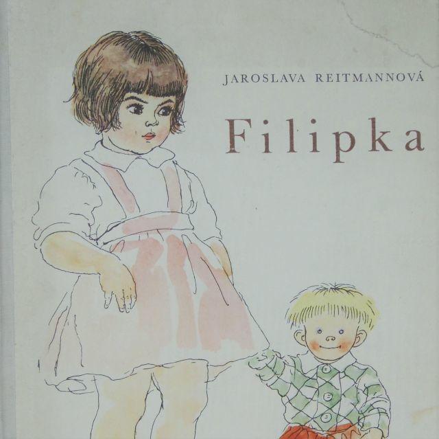 チェコの絵本::: 「Filipka」フィリプカ