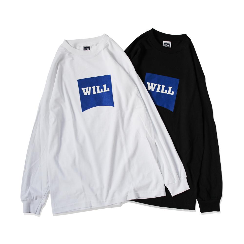 WILL W-STAR L/S Tee