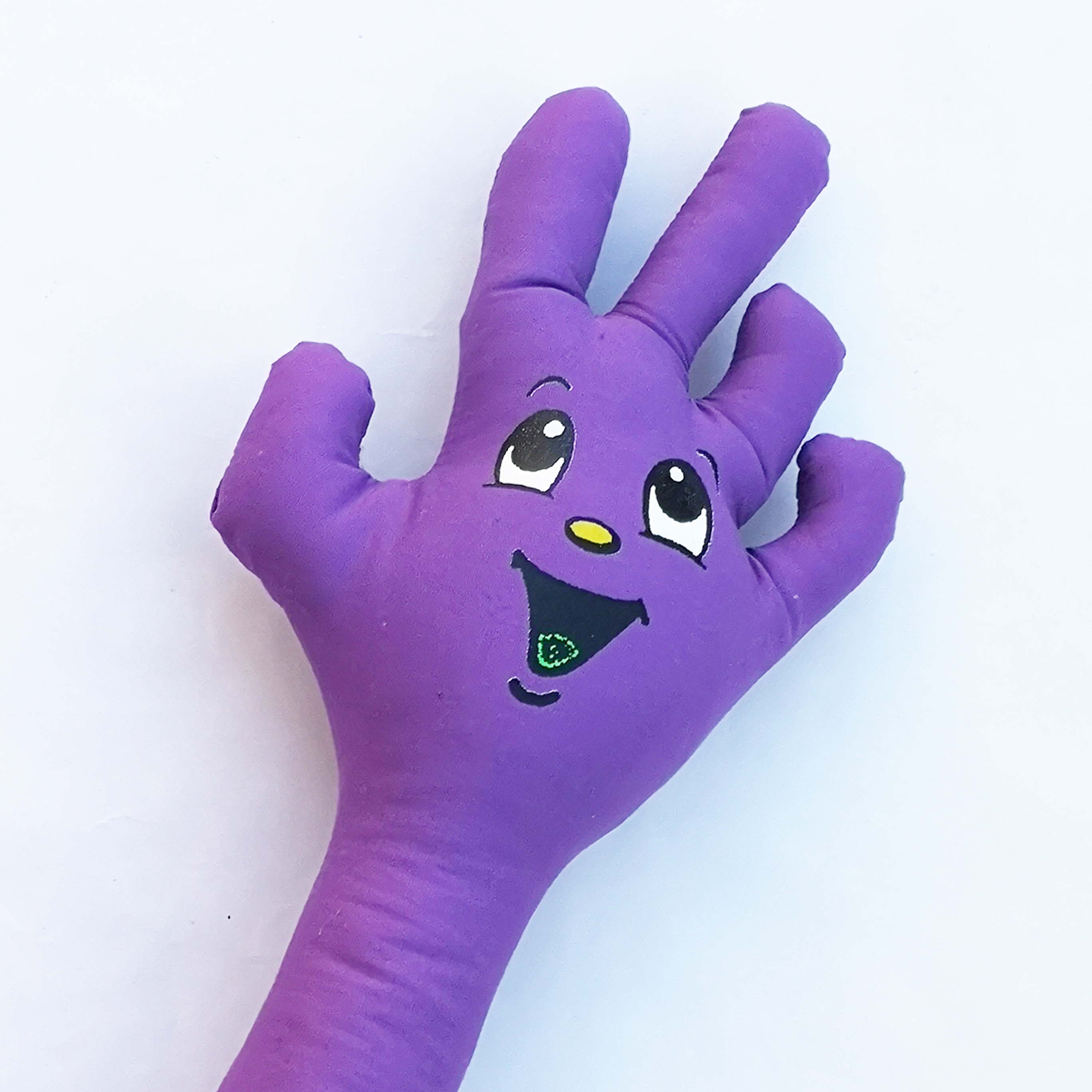 "||||| Dumb Friends ""SCREAMING HAND"" PLUSH TOY"