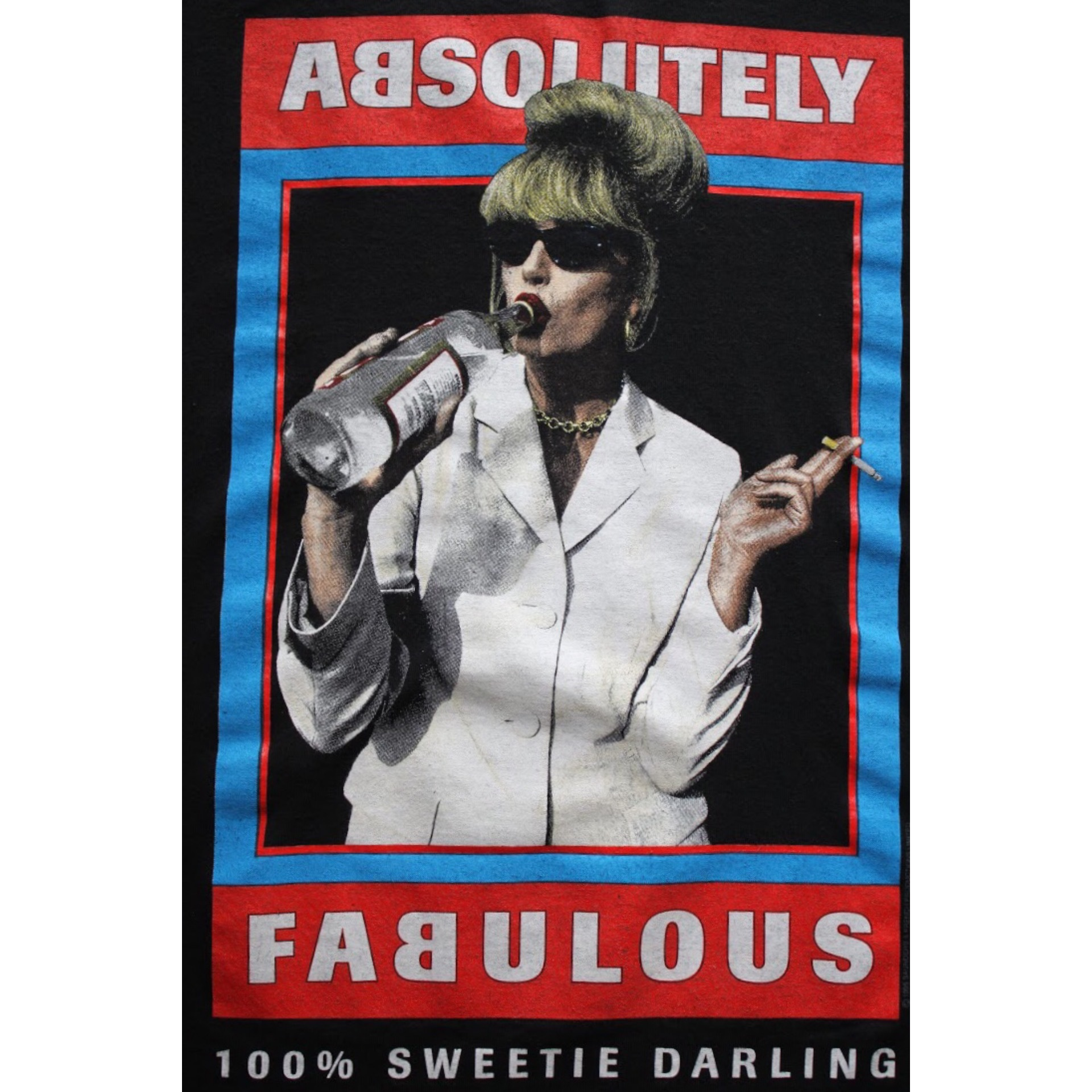 Vintage Absolutely Fabulous t shirt