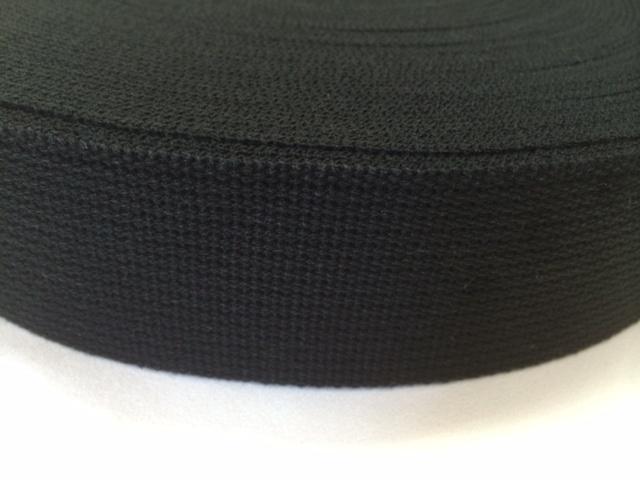 アクリルテープ 50㎜幅 2mm厚 黒 5m