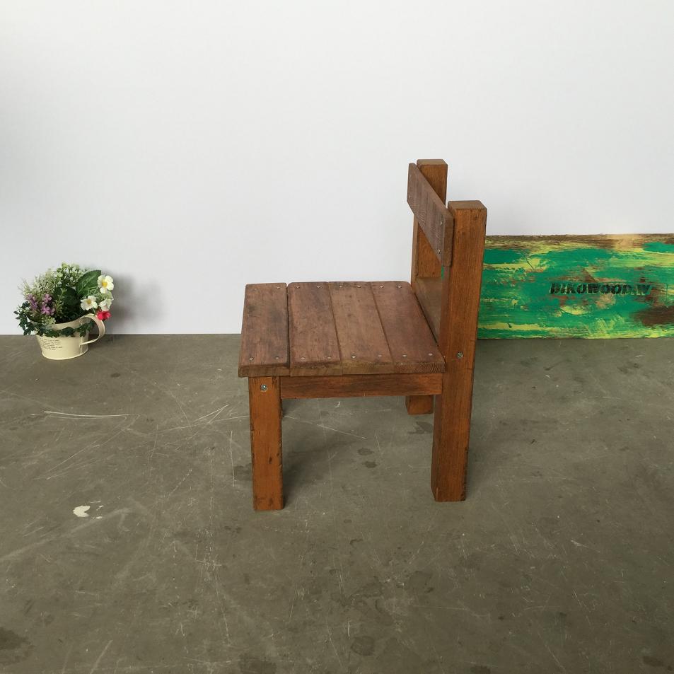 ビンテージ調 椅子ミニ - 画像4