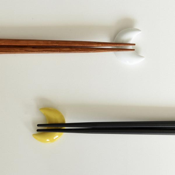 京千 箸置き お月様