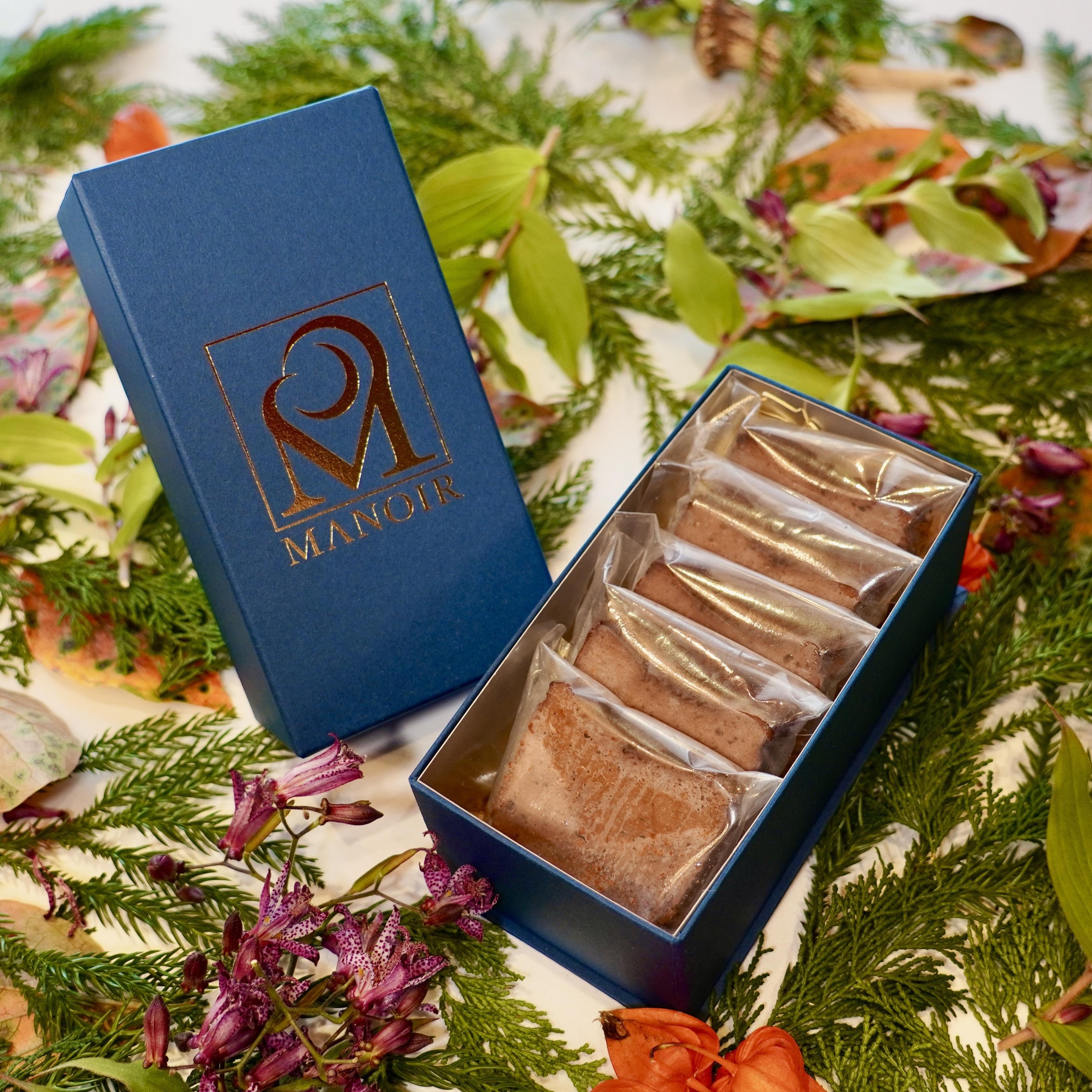 【オープン記念特別価格】チョコレートスフレチーズケーキ5枚入りセット