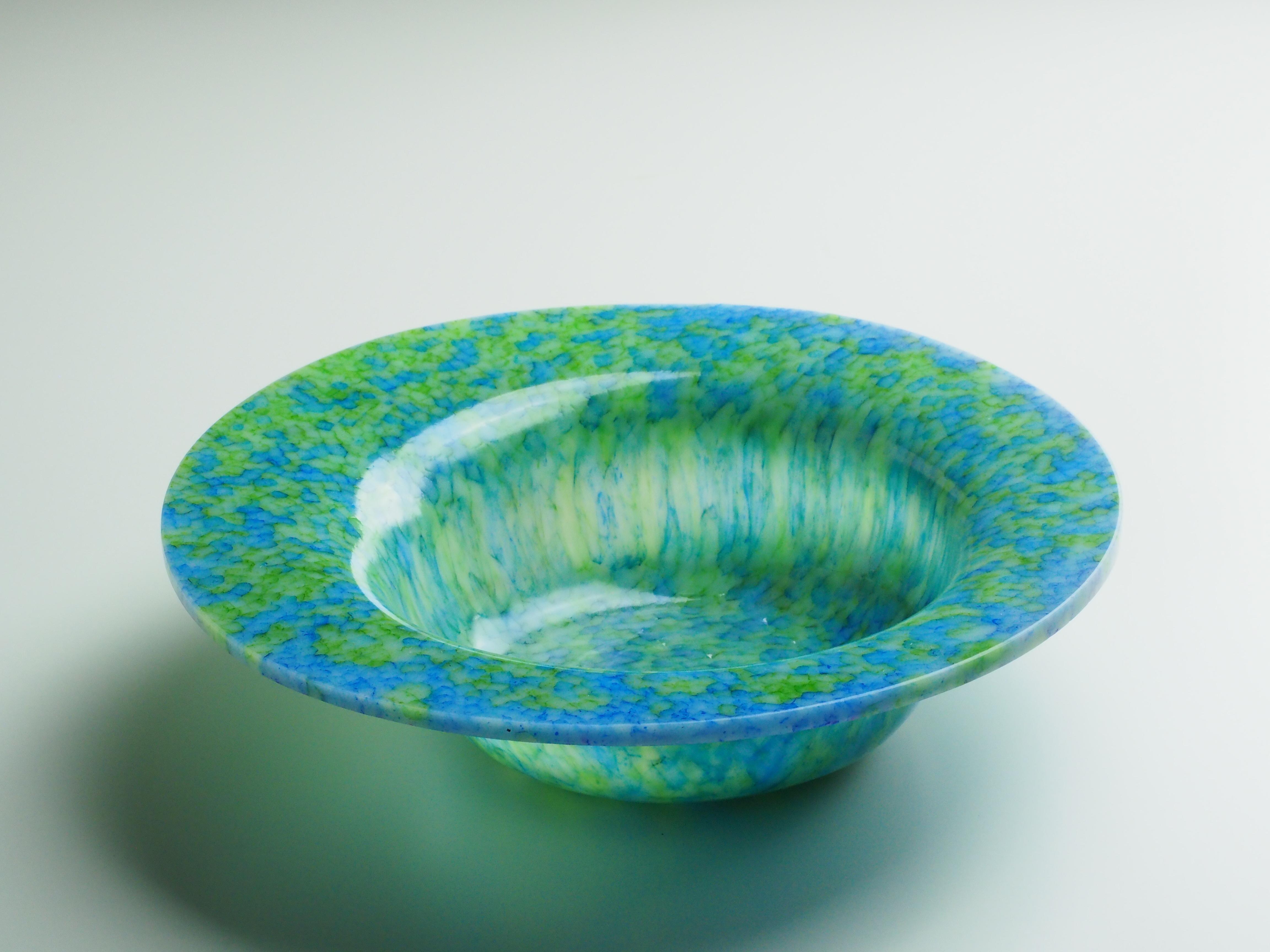 フルーツボウル-N(青×緑)