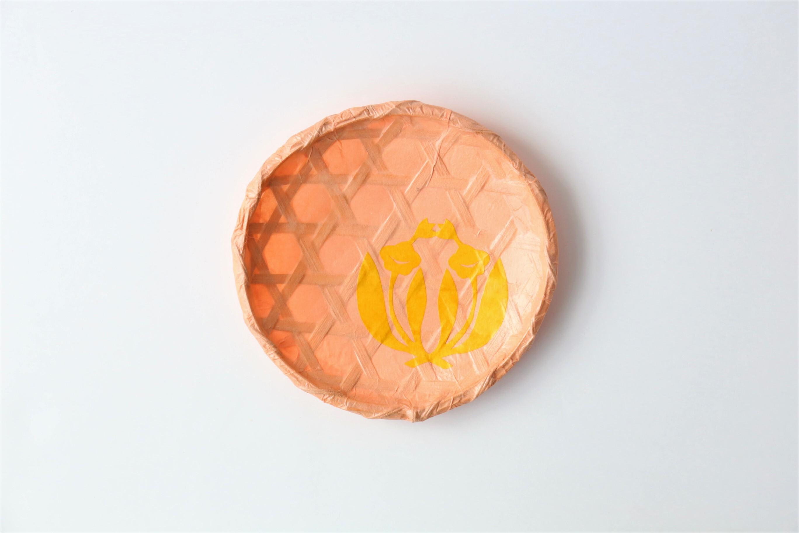 工房HUTAN(うーたん)紋切りプレート 小