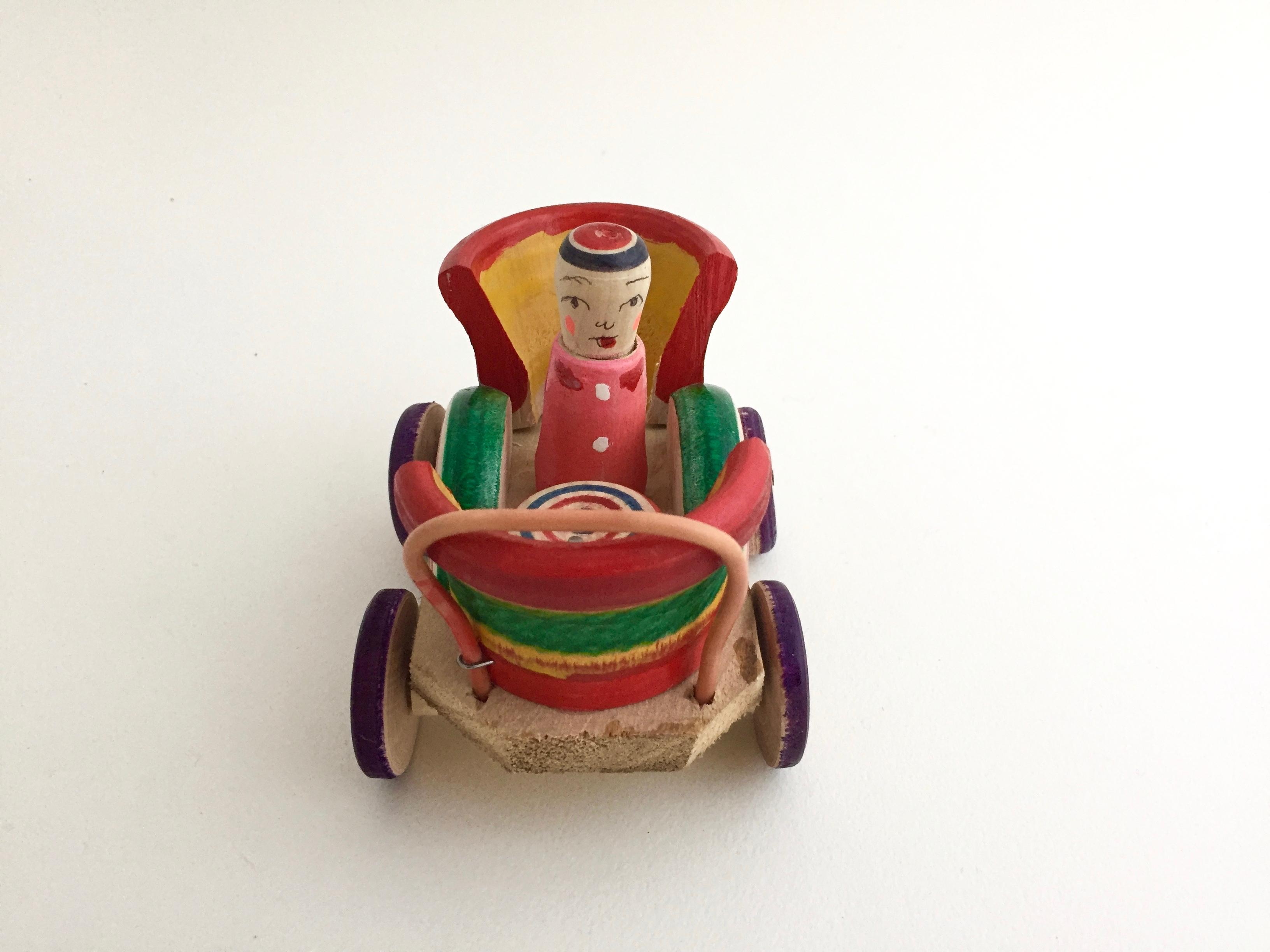 はりまや木地玩具「車」