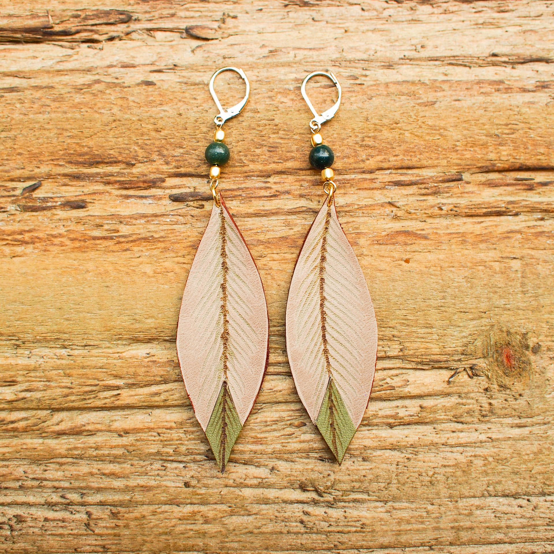 Feather Leaf / Grege
