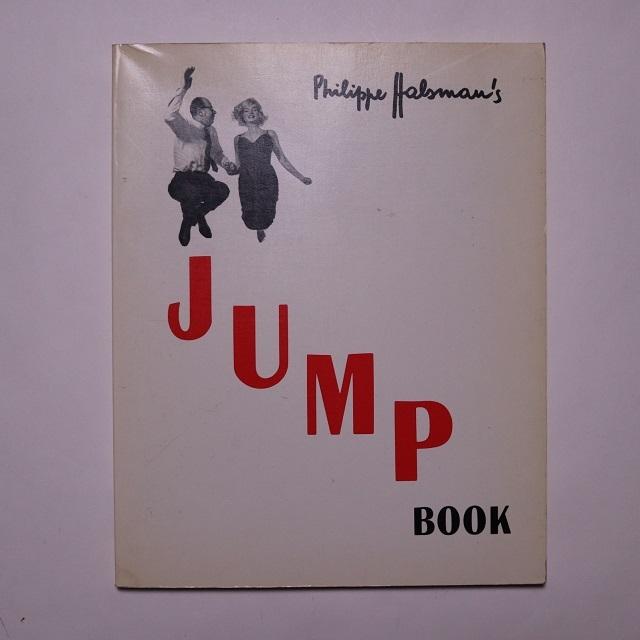 Philippe Halsman's Jump Book / フィリップ・ハルスマン
