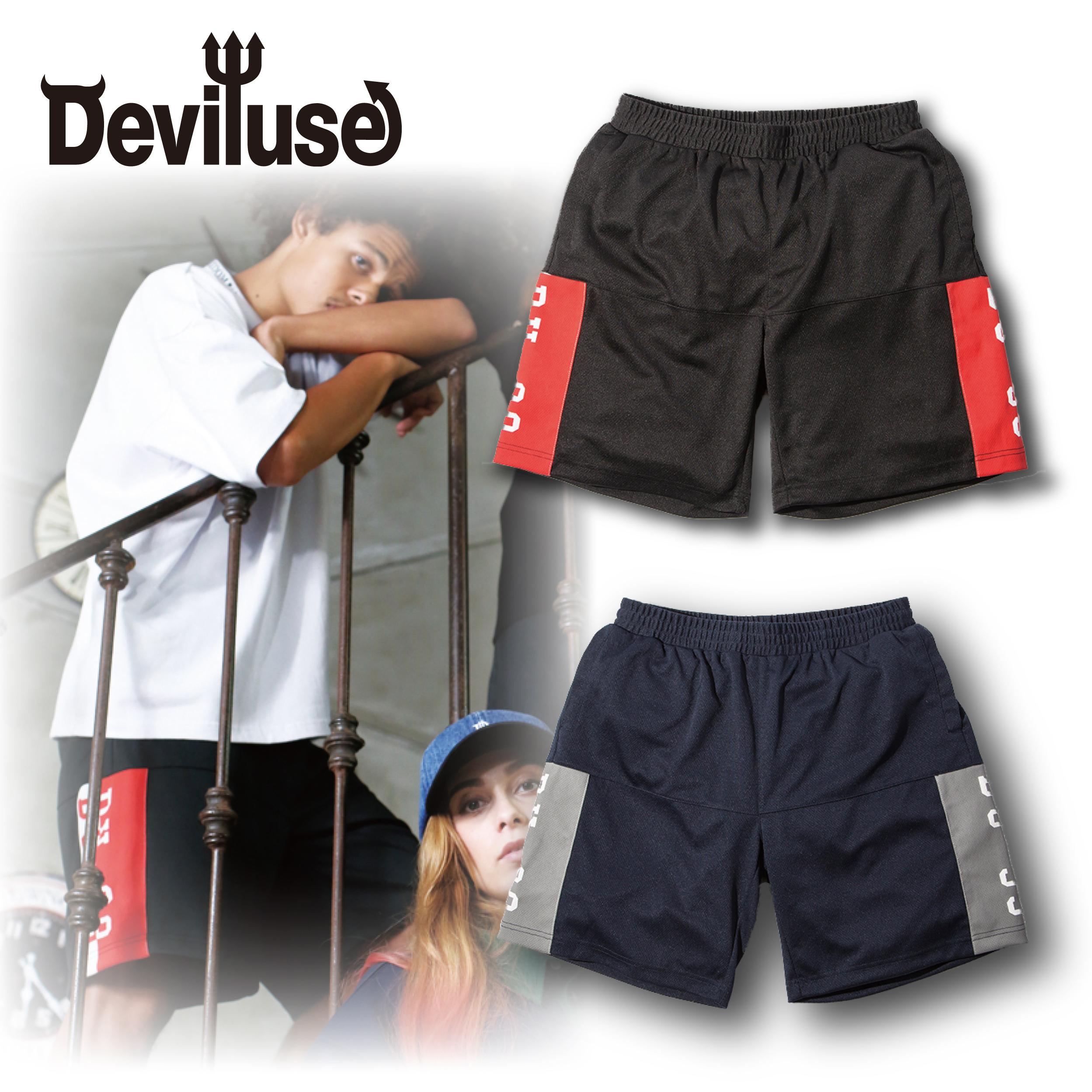 Deviluse(デビルユース) | DU-99 Mesh Shorts