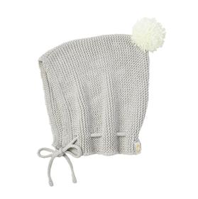MARLMARL(マールマール)/knit bonnet/hakuji/