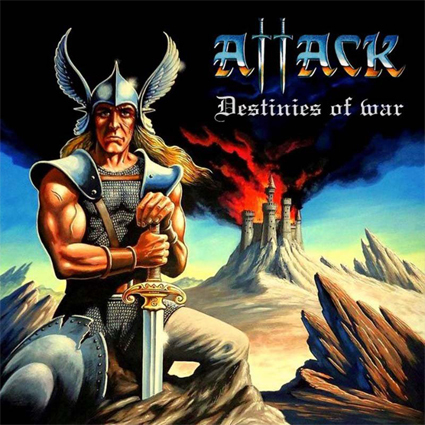 "ATTACK ""Destinies Of War"" (輸入盤)"