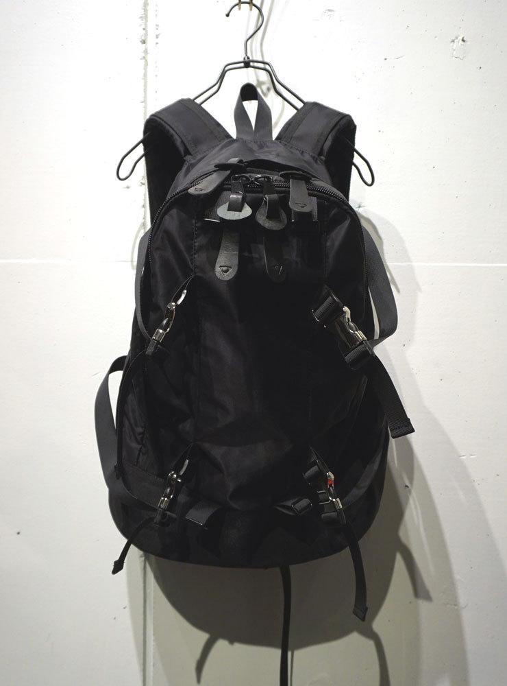 HOSU Nylon BackPack 33L ブラック