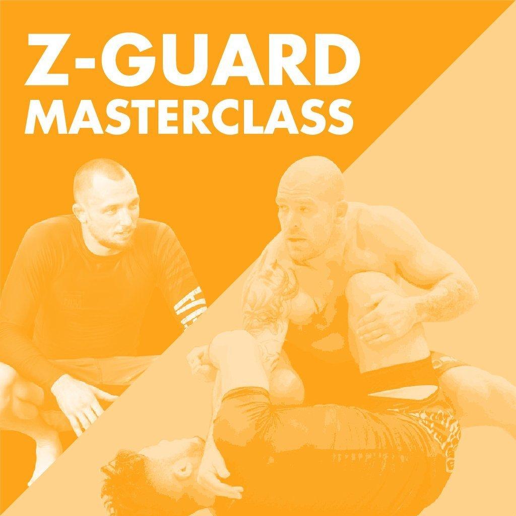 Zガード マスタークラスW/ クレイグ・ジョーンズ & キット・デイル