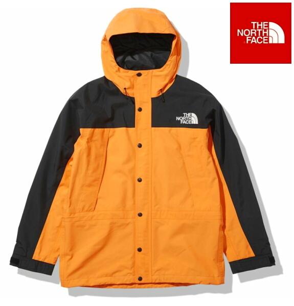 ノースフェイス ジャケット ナイロンジャケット メンズ マウンテンライトジャケット THE NORTH FACE Mountain Light Jacket NP11834 ライトエグズベランスオレンジ 2021年モデル
