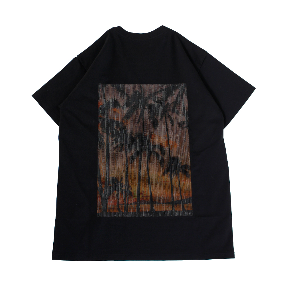 BORDERS JAPAN Palm Tree Tee