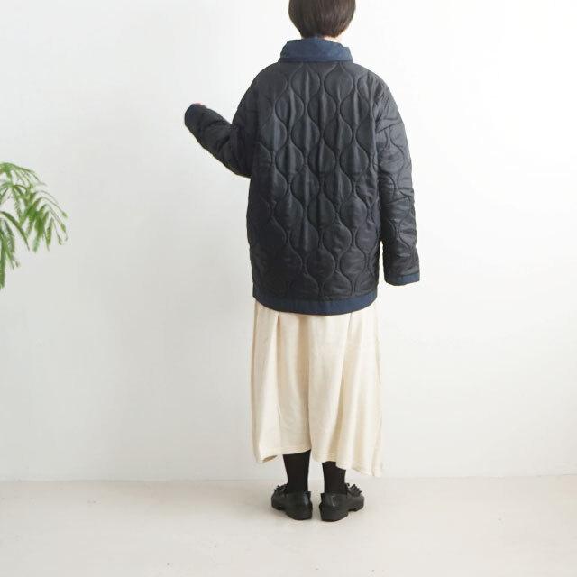 RaPPELER ラプレ 先染めウェザー硫化染めリバーシブルジャケット 【返品交換不可】 (品番rb192-02002)