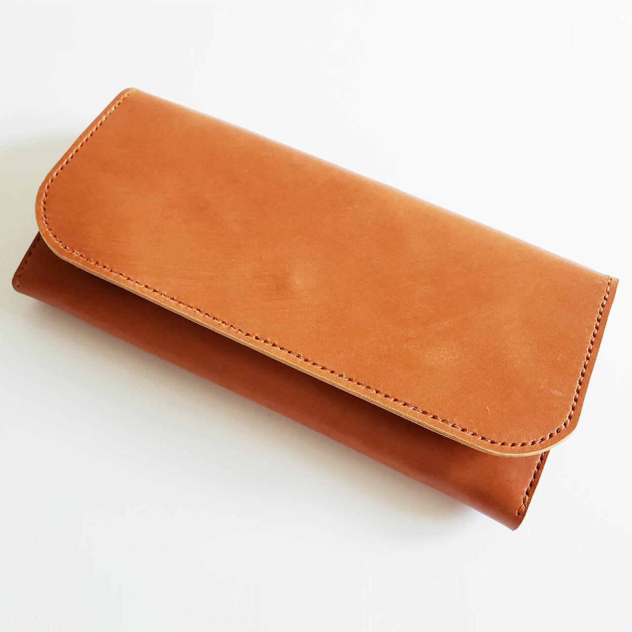 【受注生産】オイルヌメ長財布