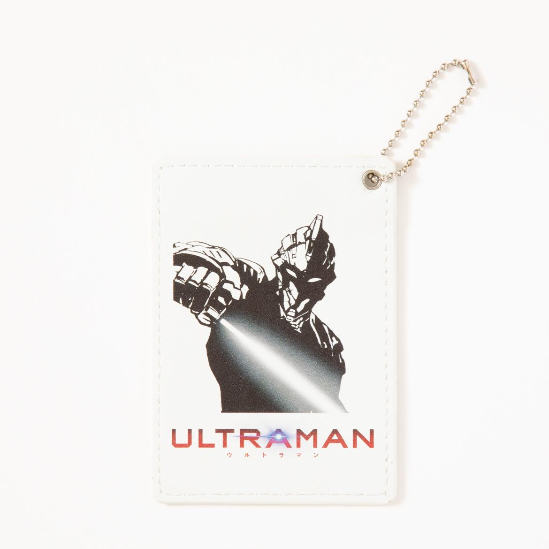 アニメ「ULTRAMAN」合皮パスケース-SEVEN-