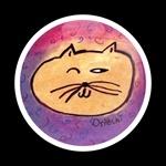 ゴーバッジ(ドーム)(CD0060 - CAT WINK) - 画像1