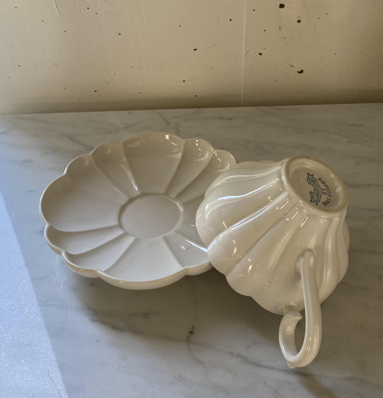 ルブケ ティーカップ &ソーサー (Le Bouquet)