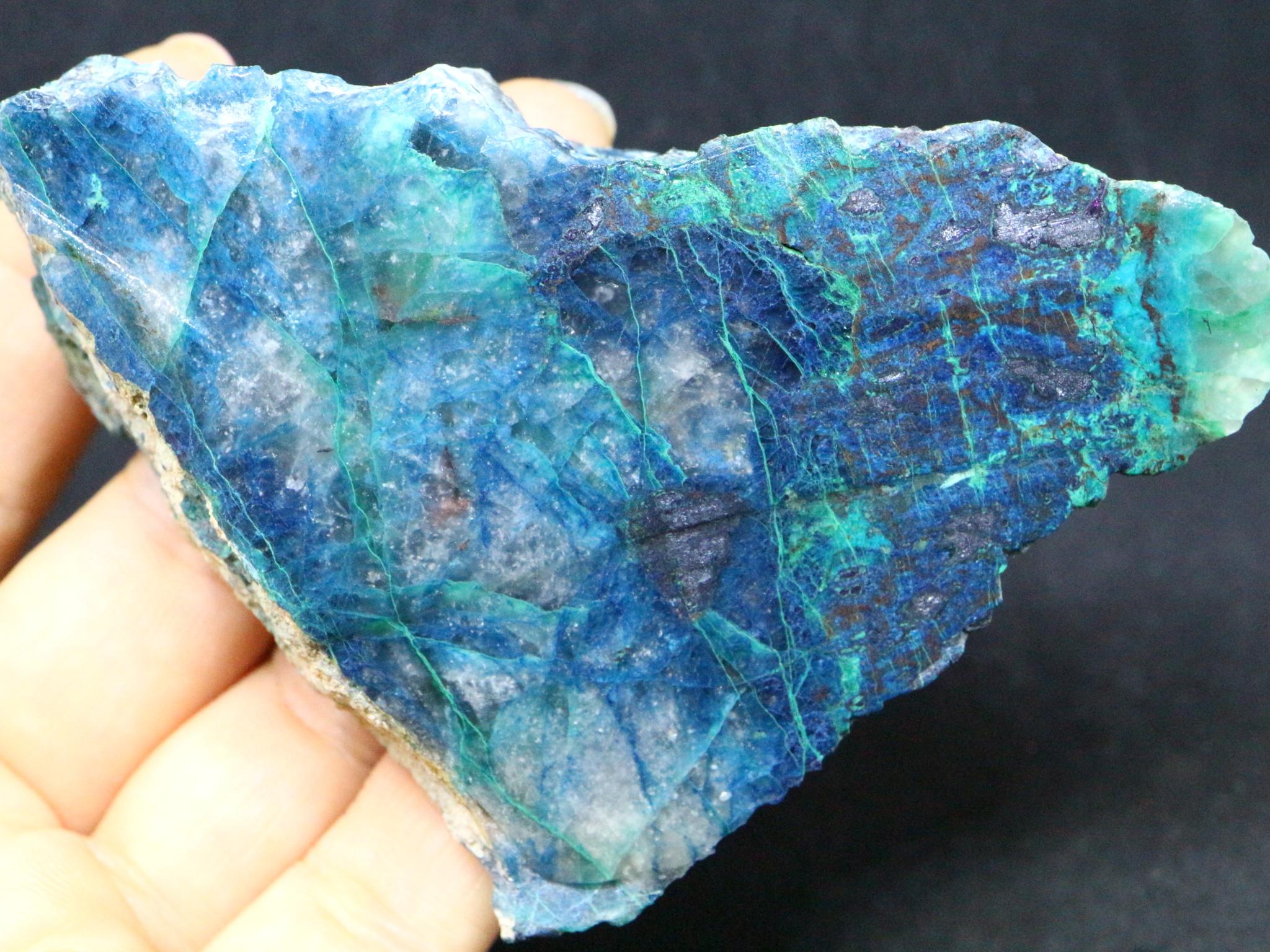 シャッタカイト 原石 132,4g SHK001 アリゾナ州産