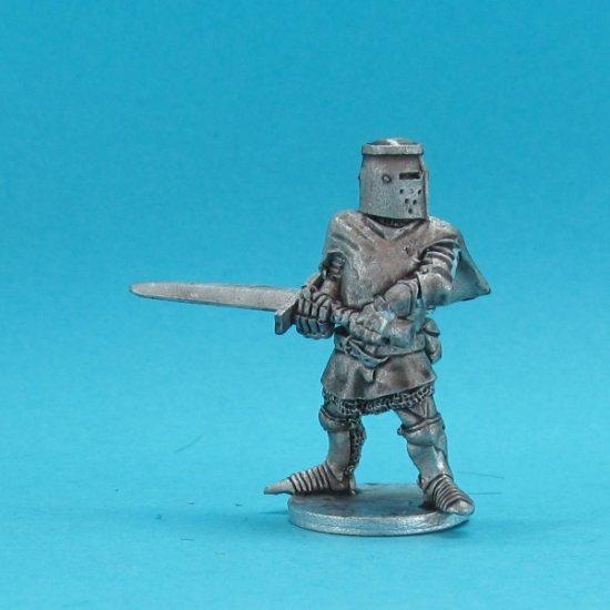 若き騎士 - 画像2