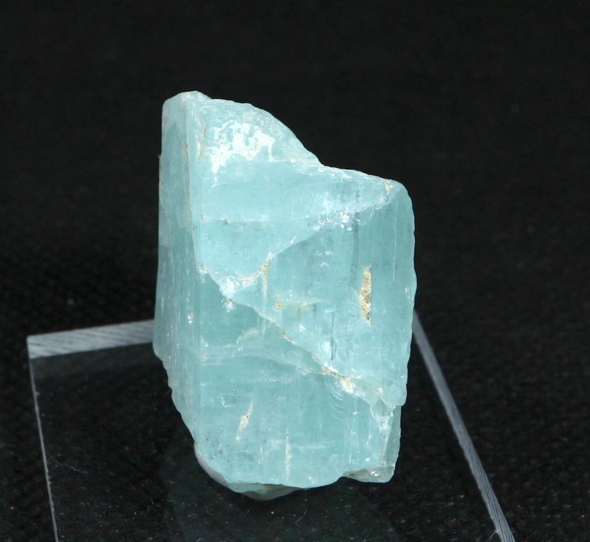 カリフォルニア産 アクアマリン 18,4g 原石 AQ071 鉱物 原石 天然石 パワーストーン