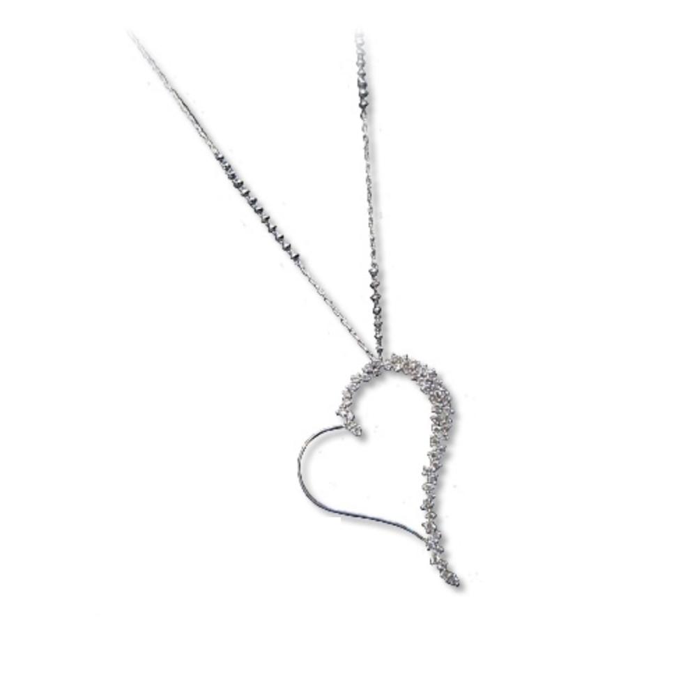 jewelG <LadyLook>ペンダントヘッド(L) K18/ダイヤモンド