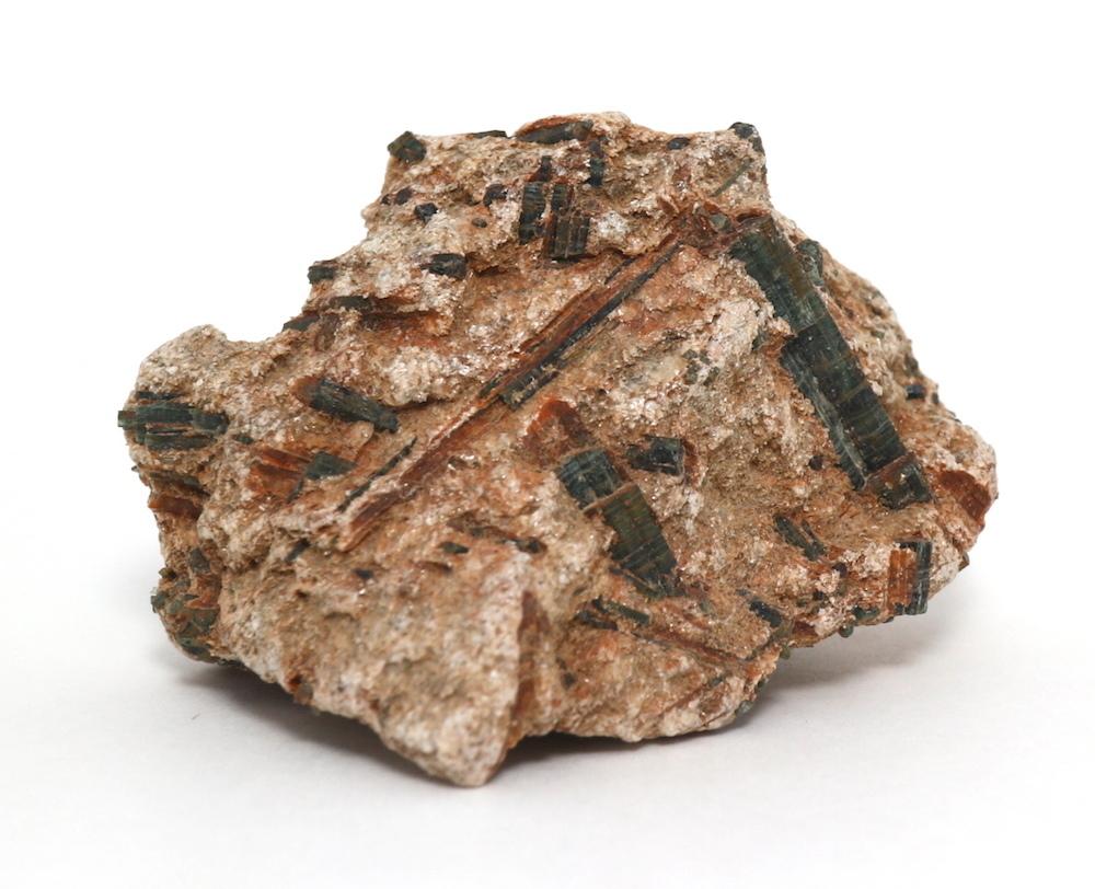 アンフィボール 滑石片岩 角閃石 緑閃石 アクチノライト カリフォルニア産 AT004