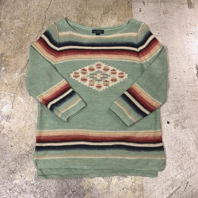 Lauren By Ralph Lauren Native Knit