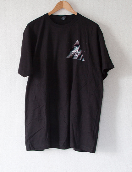【THE WORD ALIVE】Pyramid T-Shirts (Black)
