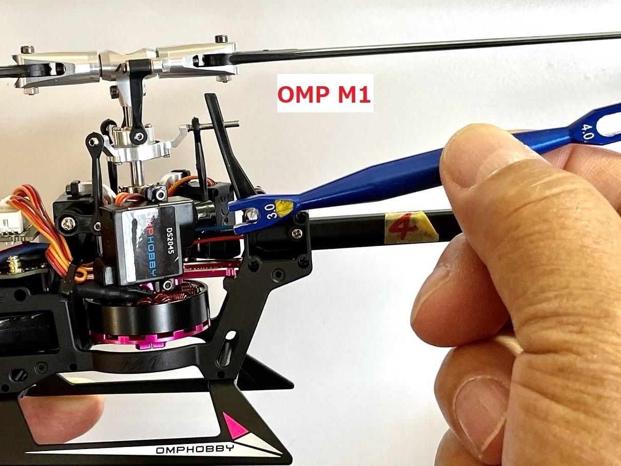 ターンバックルレンチ◆径3.0mm&4.0mmサイズ ラジコンカーやヘリ調整の必需品