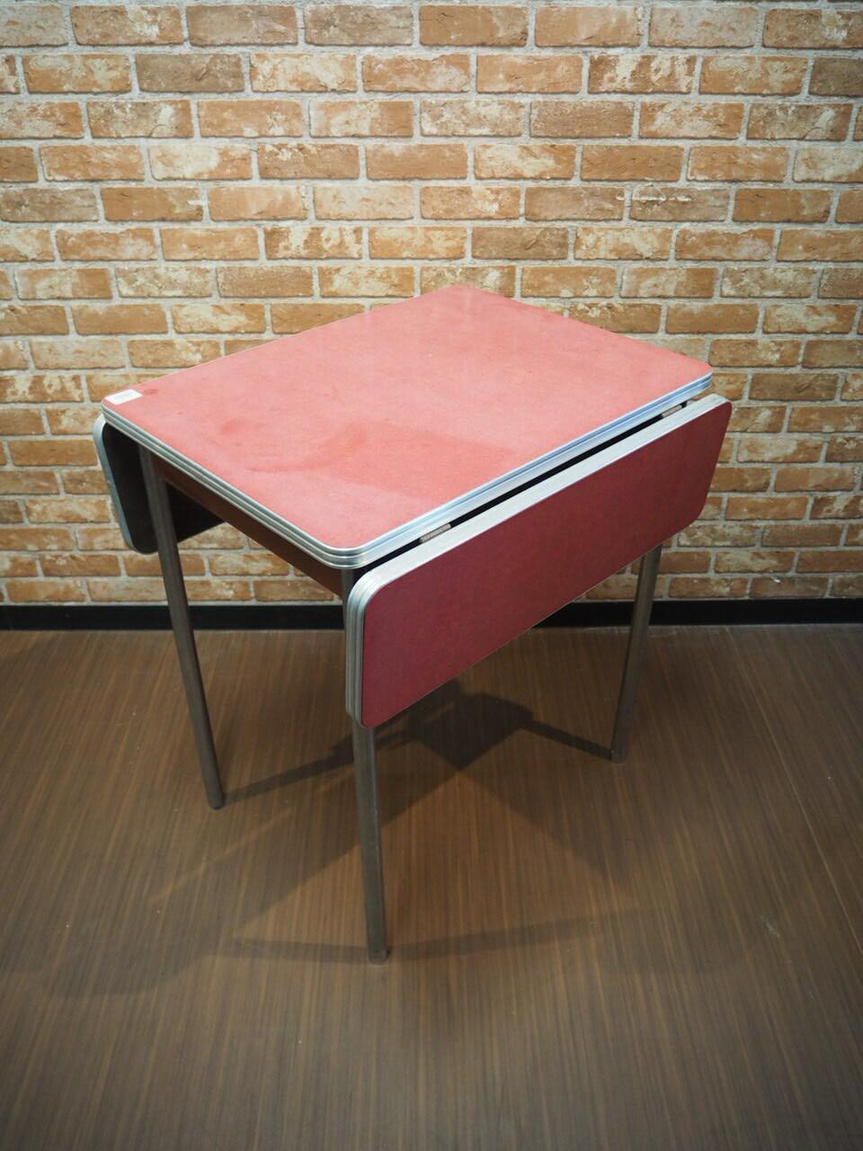 品番0706 折り畳み式テーブル / Folding Leaf Table