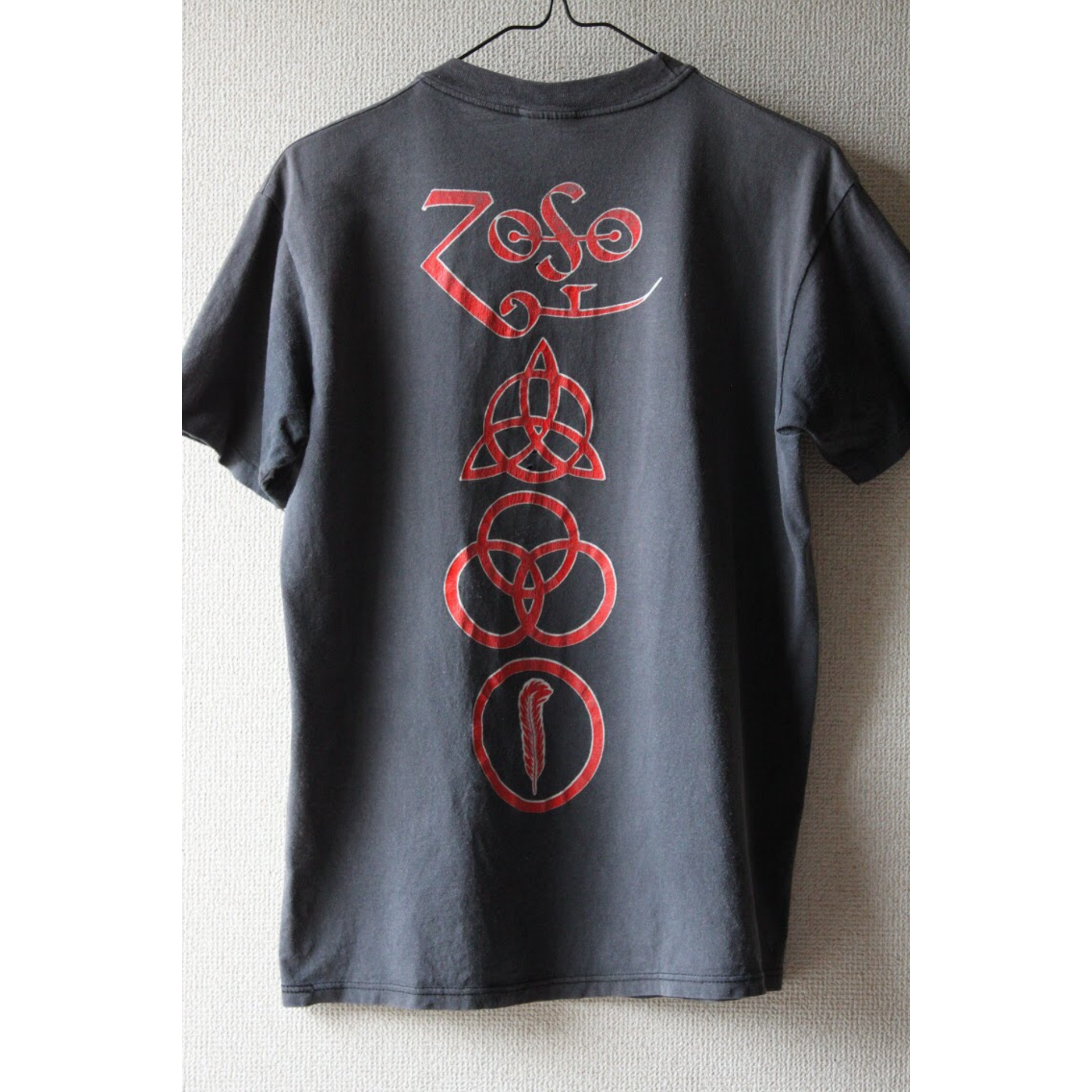 Vintage Led Zeppelin t shirt